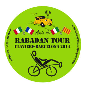 Rabadan Tour 2014: Murand to Barça