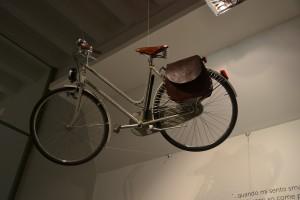 La bicicletta disegnata da Pietro Fornasetti