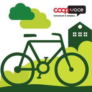 CoopVoce lancia ViviBici più pedali più telefoni