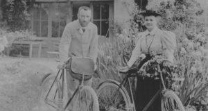 Curie bicicletta
