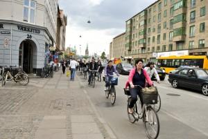 100% bicicletta per l'8% degli europei