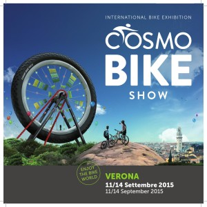 Con CosmoBike Show Verona capitale della bici
