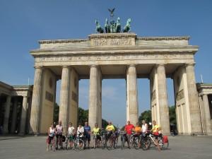 Viaggi in bicicletta: lungo l'Elba, sull'asse Dresda-Berlino