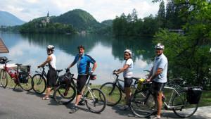 Vacanze in bicicletta tra Italia e Slovenia