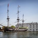 Il Museo della Marineria olandese © iamsterdam.com / Eddo Hartmann
