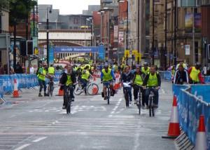 Città ciclabili: Manchester insegue Londra