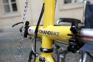 Handbike condivise. La sfida di Torino