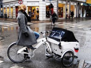 Cargo bike alla conquista di Copenhagen