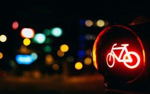 Codice della strada: in Germania rosso facoltativo per le bici?