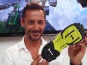 Cédric Gracia testimonila NorthWave con scarpa tecnica suolata Michelin