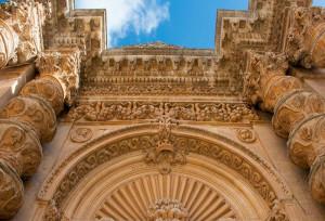 Viaggi in bicicletta: la Sicilia d'inverno, tra barocco e Montalbano
