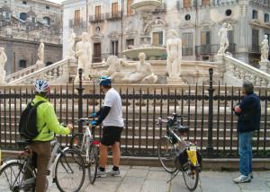Capodanno in bici, tra Palermo e dintorni