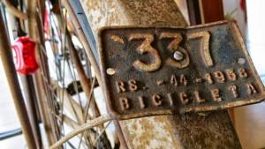 Targa alle bici bocciata dalla Fiab