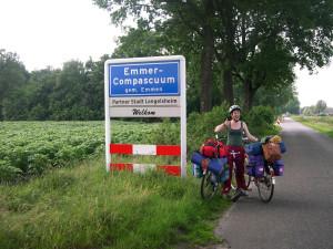 Le ciclabili più belle: a Emmen, in Olanda, si pedalerà sul legno