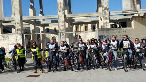 Bike-to-university: 155 pieghevoli dalla Regione Puglia alle matricole di UniSalento