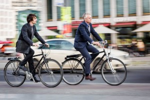 Bike-to-work: Parigi incentiva i suoi dipendenti pubblici