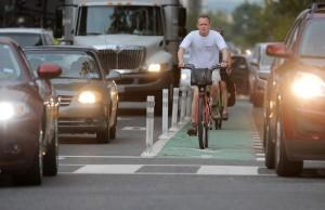 Strade sicure: nelle città americane, giro di vite per chi non rispetta i ciclisti