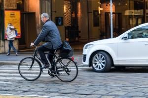Bike-to-work: da oggi in Italia si va con la copertura assicurativa