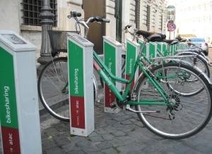 Bike sharing: Roma ci riprova con 800 bici finanziate dalla pubblicità