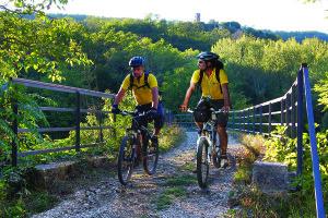 Ciclovacanza di primavera: con Jonas, da Trieste a Pola lungo la Parenzana