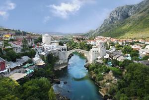 Viaggio in bicicletta nel cuore dei Balcani, da Dubrovnik a Sarajevo