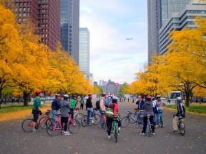 Modello Tokyo: tutti in bici, anche senza ciclabili