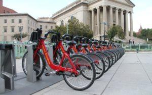 A Washington bike sharing a prezzi stracciati per i cittadini più poveri