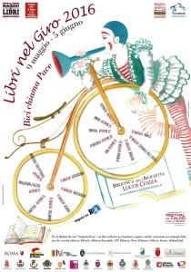 Libri nel Giro, quando la bicicletta chiama la pace