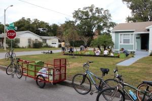 Bike economy: in Florida dal campo alla tavola il cibo viaggia in bici