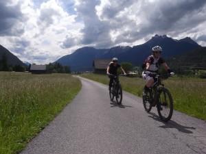 Diario di un cicloturista a Imst, nel Tirolo più dolce