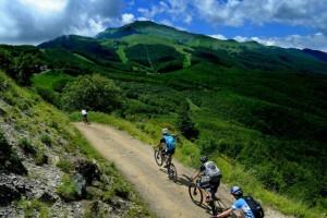 Vacanze in mountain-bike tra i sentieri e gli impianti del Monte Cimone
