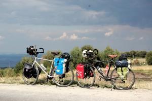 Cicloturismo: 5 cose da tenere a mente quando si preparano i bagagli