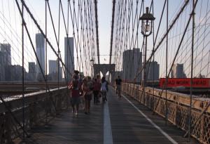 Ciclovacanza d'agosto: una settimana alla scoperta di New York