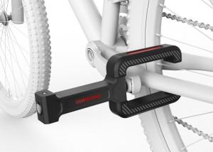 Bicycle Guardians: il pedale che diventa un lucchetto
