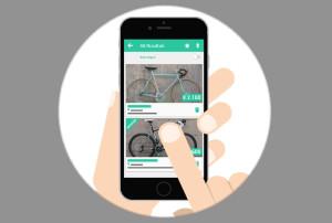 App per ciclisti: Bikeeza, una piattaforma dove si compra e vende tra privati