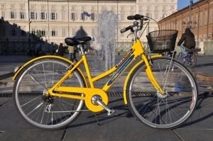 Il bike sharing entra in museo. In Piemonte, con la Easy Card