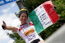 Pedalare è solidarietà: Paola Gianotti in Uganda con 73 bici per 73 donne