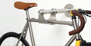 Con Bike Safe la bici al muro arreda la casa