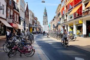 85 milioni di euro: Groningen, Olanda, finanzia così la mobilità dolce