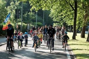 Bike to school: un Ambrogino d'oro per la Massa Marmocchi milanese?