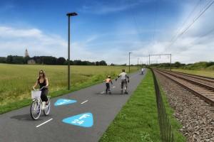 Cicloturismo nelle Fiandre: unica segnaletica per 2400 chilometri