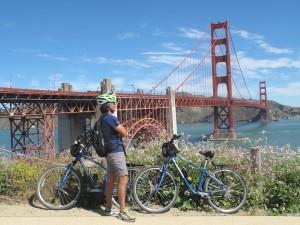 Ciclovacanze di primavera: con Jonas, a San Francisco