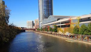Le ciclabili più belle: a Chicago un progetto galleggiante da 80 milioni di euro