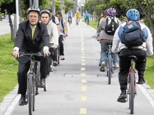 Bike to work vuol dire ferie. Il piano ciclabile della Colombia
