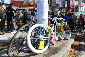 Vittime della strada: ciclisti e pedoni tra i più vulnerabili nel bollettino Onu