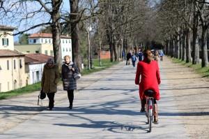 Ciclofficine in vista: in gennaio mostre ed eventi sulle mura di Lucca