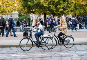 Pendolari in bicicletta, Milano batte tutti. Parola di app
