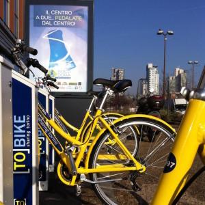Emergenza smog: Torino offre a 1 euro una settimana di bike sharing