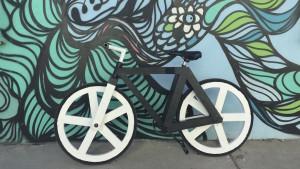 Mobilità creativa: in Messico prende forma la bici di cartone