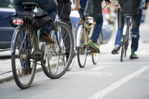 Bike to work: spogliatoio e parcheggi  sono la formula vincente